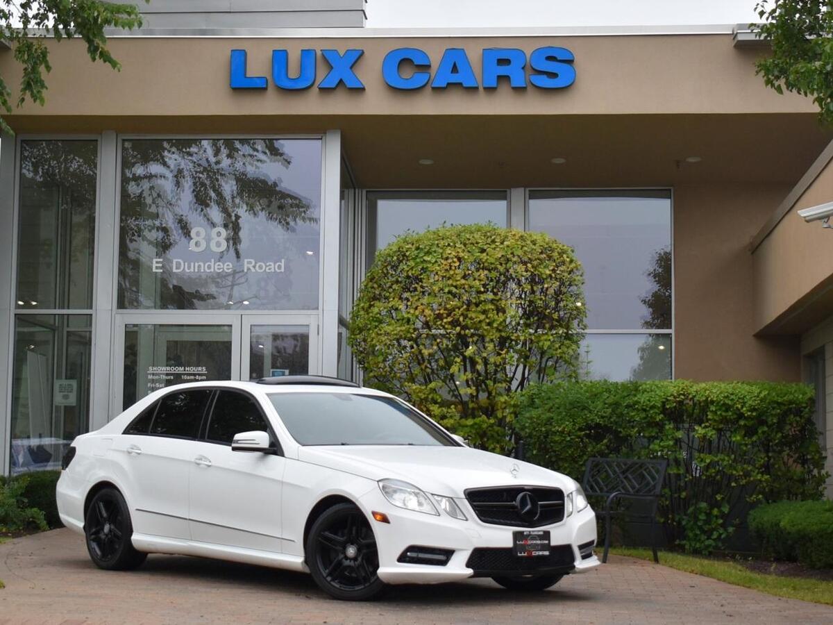 2013_Mercedes-Benz_E350_Sport Nav Premium 1 PKG 4MATIC MSRP $60,555_ Buffalo Grove IL