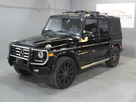 2013 Mercedes-Benz G-Class G 550 Farmer's Branch TX