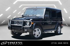 2013_Mercedes-Benz_G-Class_G 550_ Houston TX