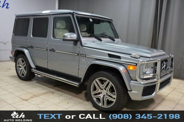 2013 Mercedes-Benz G-Class G 63 AMG Hillside NJ