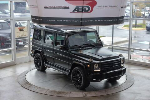 2013_Mercedes-Benz_G-Class_G550 4MATIC_ Chantilly VA