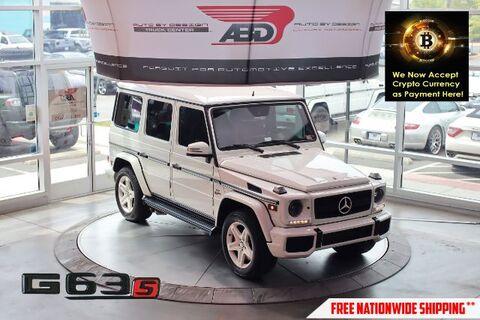 2013_Mercedes-Benz_G-Class_G63 AMG 4MATIC_ Chantilly VA