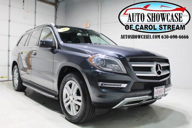 2013 Mercedes-Benz GL 450 4MATIC Carol Stream IL