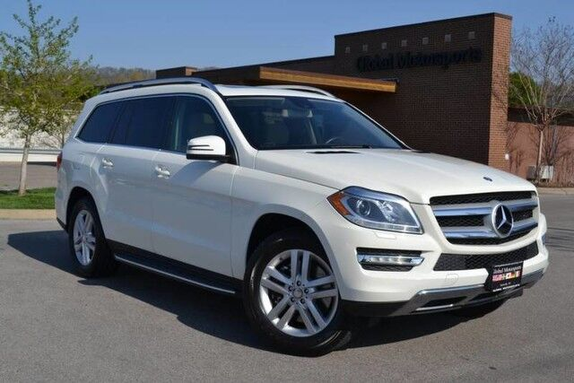 Vehicle details 2013 mercedes benz gl class at for Mercedes benz cool springs