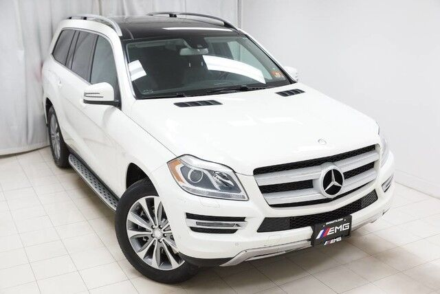 2013 Mercedes-Benz GL-Class GL450 4MATIC Panoramic Premium Drivers Assist Running Boards Navigation 360 Camera Avenel NJ