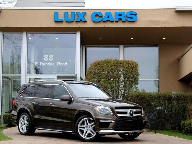 2013_Mercedes-Benz_GL550_SPORT PANOROOF DESIGNO NAV NIGHT VISION 4MATIC MSRP $99,485_ Buffalo Grove IL