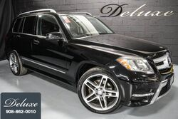Mercedes-Benz GLK 350 4MATIC, Premium Package, Lane Tracking Package, AMG Styling Package, Navigation System, Rear-View Camera, Panorama Sunroof, 20-Inch AMG Alloy Wheels, 2013