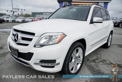 2013_Mercedes-Benz_GLK 350_4Matic AWD / Power & Heated Leather Seats / Navigation / Dual Sunroof / Bluetooth / Back Up Camera / Luggage Rack / Low Miles / 25 MPG_ Anchorage AK