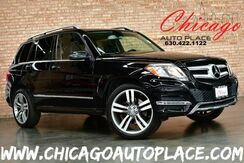 2013_Mercedes-Benz_GLK-Class_GLK 350 - 3.5L V6 ENGINE REAR WHEEL DRIVE PANO ROOF BLACK LEATHER HEATED SEATS PANO ROOF POWER LIFTGATE BLUETOOTH WOOD GRAIN INTERIOR TRIM_ Bensenville IL