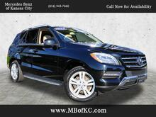 2013_Mercedes-Benz_M-Class_ML 350 4MATIC®_ Kansas City KS