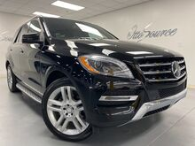 2013_Mercedes-Benz_M-Class_ML 350_ Dallas TX