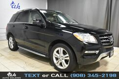 2013_Mercedes-Benz_M-Class_ML 350_ Hillside NJ