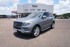 2013_Mercedes-Benz_M-Class_ML 350_ Mission TX