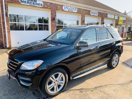 2013 Mercedes-Benz M-Class ML 350 Shrewsbury NJ