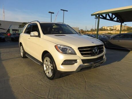 2013 Mercedes-Benz M-Class ML 350 San Antonio TX