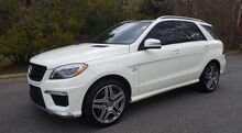 2013_Mercedes-Benz_M-Class_ML 63 AMG - NAV - SUNROOF - AWD_ Charlotte NC