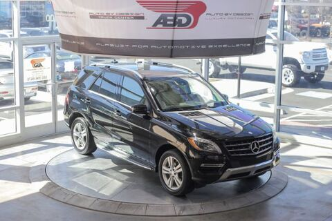 2013_Mercedes-Benz_M-Class_ML350 4MATIC_ Chantilly VA