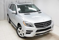 2013_Mercedes-Benz_M-Class_ML550 4MATIC Navigation Drivers Assist Running Boards Harmon Kardon Sunroof Backup Camera_ Avenel NJ