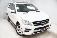 2013_Mercedes-Benz_M-Class_ML550 4MATIC Navigation Sunroof Running Boards HID 1 Owner_ Avenel NJ