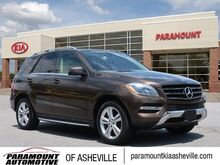 2013_Mercedes-Benz_ML 350_ML 350 4MATIC_ Hickory NC