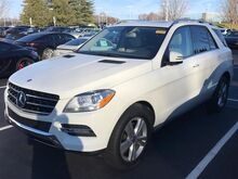 2013_Mercedes-Benz_ML 350_ML 350_ Greensboro NC