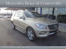 2013_Mercedes-Benz_ML 350BTC_ML 350 BlueTEC_ Centerville OH