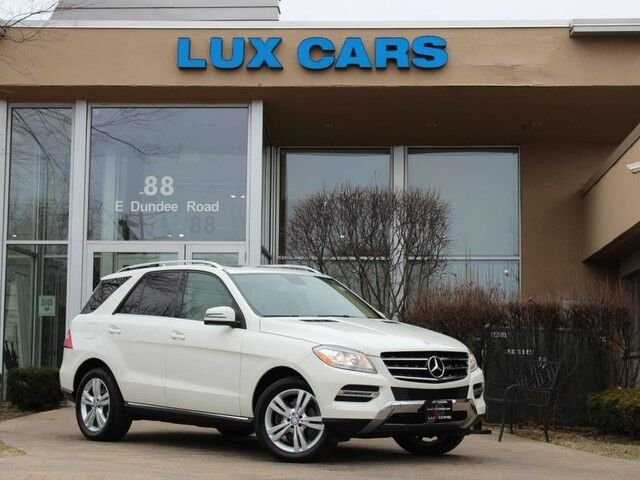 2013_Mercedes-Benz_ML350_NAV P1 4MATIC_ Buffalo Grove IL