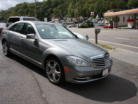 2013 Mercedes-Benz S 550 4MATIC Roanoke VA