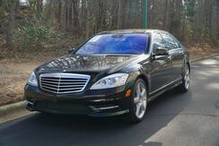 2013_Mercedes-Benz_S-Class_S 550_ Hickory NC