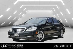 2013_Mercedes-Benz_S-Class_S 550_ Houston TX