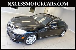 2013_Mercedes-Benz_S-Class_S 550 SPORT PREMIUM/SHADE PKG PANO-ROOF LOW MILES._ Houston TX