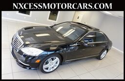 Mercedes-Benz S-Class S 550 SPORT PREMIUM/SHADE PKG PANO-ROOF LOW MILES. 2013