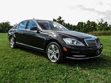2013_Mercedes-Benz_S-Class_S 550_ Lexington KY