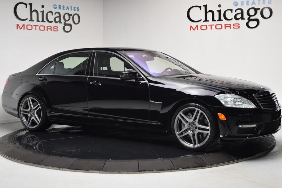 2013_Mercedes-Benz_S-Class_S 63 AMG_ Chicago IL
