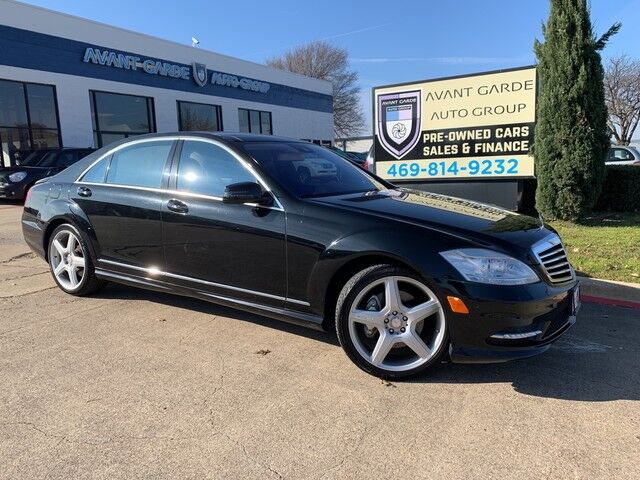 2013 Mercedes-Benz S550 4MATIC AMG SPORT NAVIGATION REAR VIEW CAMERA, HEATED COOLED LEATHER , PANORAMIC ROOF, HARMAN KARDON STEREO !!! EVERY OPTION!!! EXTRA CLEAN!!! Plano TX