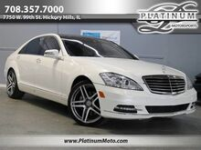 2013_Mercedes-Benz_S550 4Matic_Best Color Combo Pano Nav Wood Loaded_ Hickory Hills IL