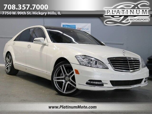 2013 Mercedes-Benz S550 4Matic Best Color Combo Pano Nav Wood Loaded Hickory Hills IL