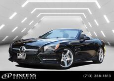 2013_Mercedes-Benz_SL-Class_SL 550_ Houston TX
