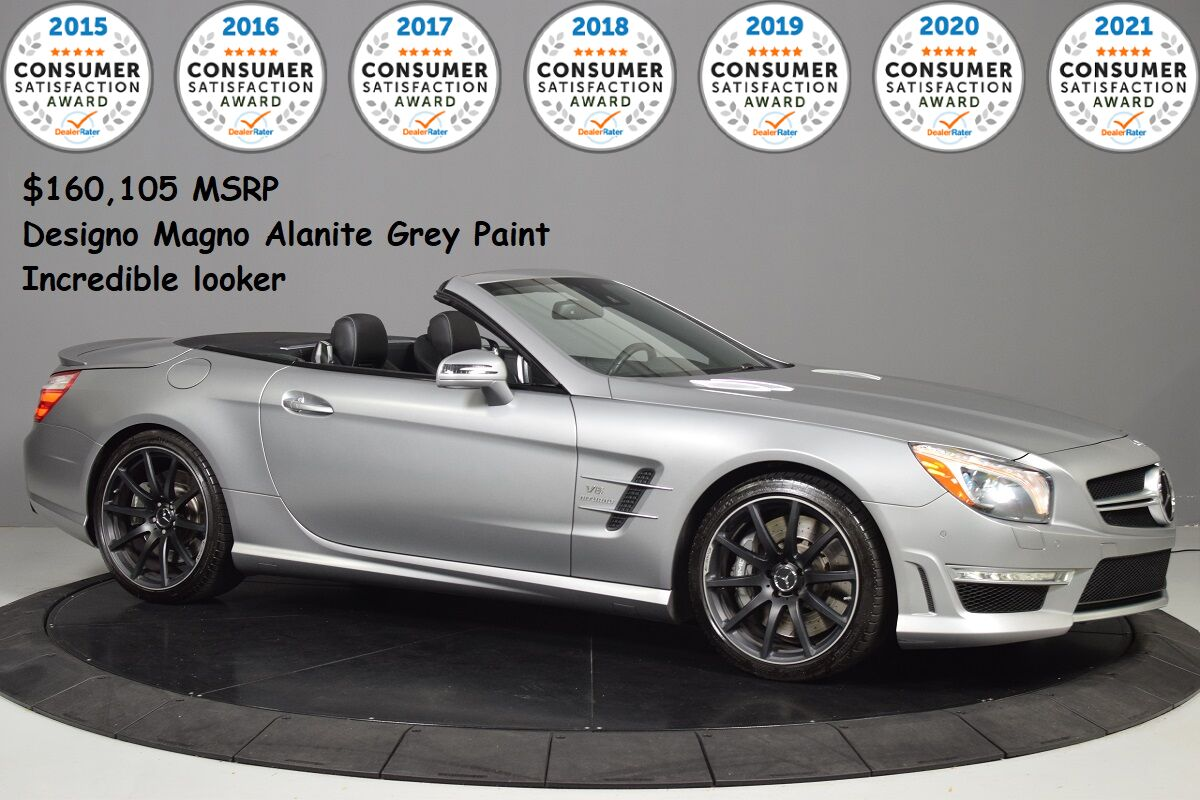 2013 Mercedes-Benz SL-Class SL 63 AMG Glendale Heights IL
