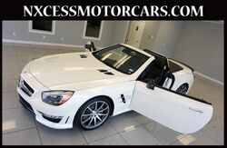 2013_Mercedes-Benz_SL-Class_SL 65 AMG JUST 10K MILES GARAGE KEPT CLEAN CARFAX._ Houston TX