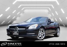 2013_Mercedes-Benz_SLK-Class_SLK 250_ Houston TX