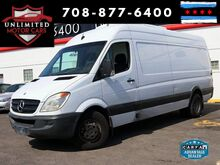2013_Mercedes-Benz_Sprinter Cargo Vans_EXT_ Bridgeview IL