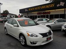 NISSAN ALTIMA SL, CERTIFIED W/WARRANTY, LEATHER, BACKUP CAM, SIRIUS RADIO, REMOTE START, SUNROOF, ONLY 36K MILES!! 2013