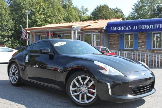 2013 Nissan 370Z coupe Mooresville NC