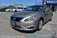 2013_Nissan_Altima_2.5 S / Automatic / Keyless Entry & Start / Power Driver's Seat / Bluetooth / Cruise Control / 38 MPG / 1-Owner_ Anchorage AK