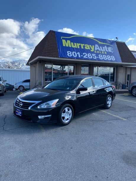 2013 Nissan Altima 2.5 S Murray UT