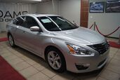 2013 Nissan Altima 2.5 SL WITH NAVIGATION AND SUN ROOF