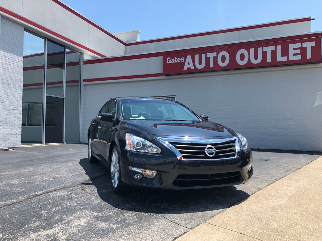 2013 Nissan Altima 3.5 SV Richmond KY ...