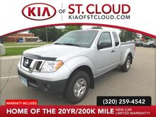 2013_Nissan_Frontier_S_ St. Cloud MN