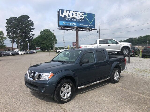 2013 Nissan Frontier SV Bryant AR